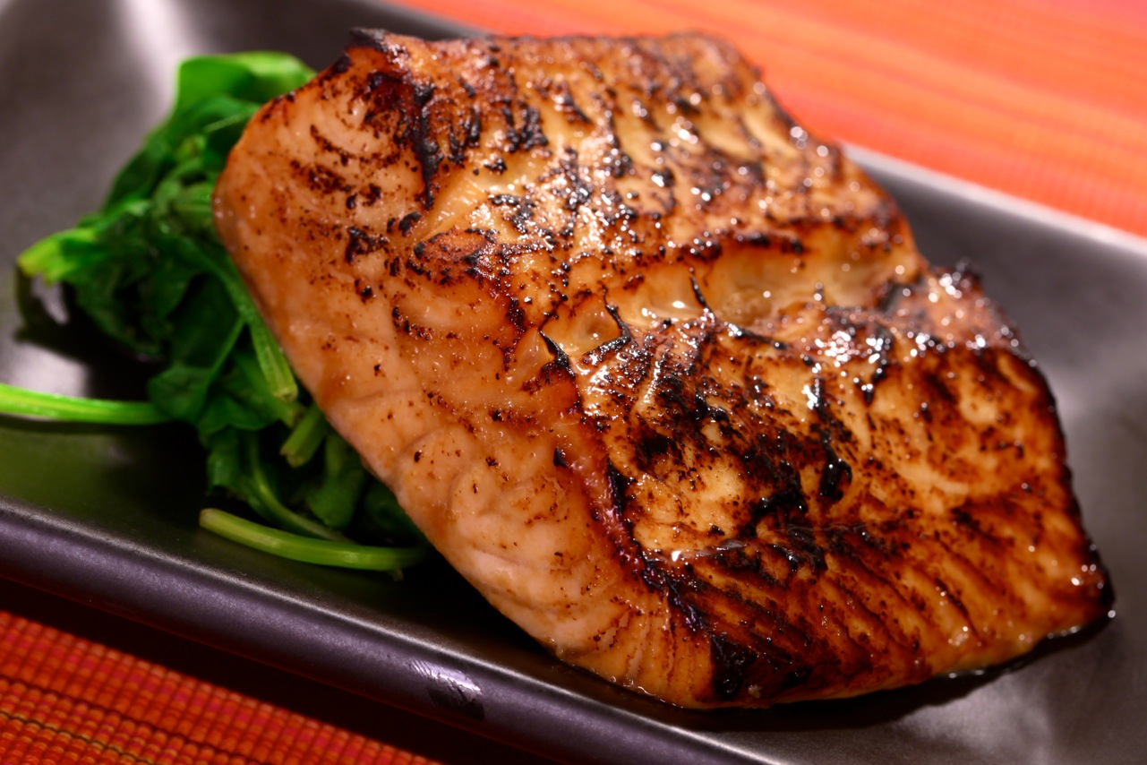 Miso Glazed Salmon Keeprecipes Your Universal Recipe Box