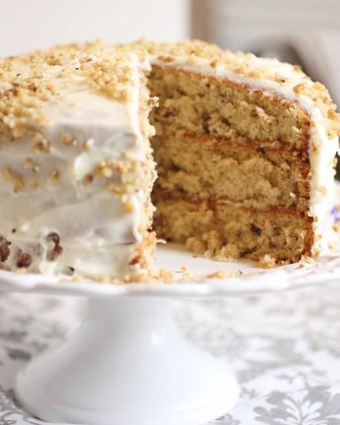 Italian Hazelnut Cake Gluten Free