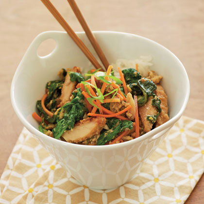 Japanese Chicken And Egg Rice Bowl Keeprecipes Your Universal