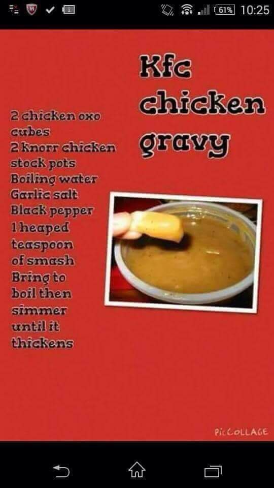 Slimming World Kfc Gravy Keeprecipes Your Universal Recipe Box