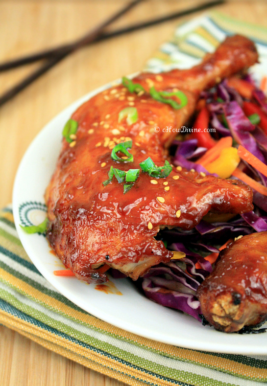 Korean sticky sweet and spicy chicken legs keeprecipes your korean sticky sweet and spicy chicken legs keeprecipes your universal recipe box forumfinder Choice Image