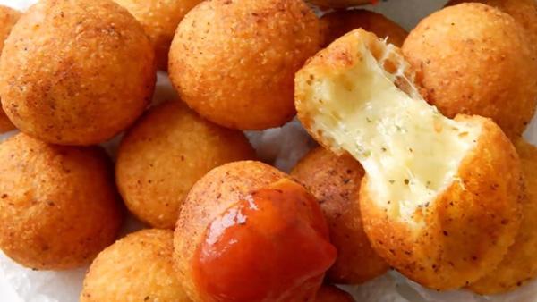Картинки по запросу сырные шарики