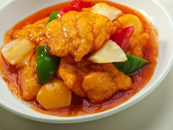 Sweet sour fish keeprecipes your universal recipe box for Sweet and sour fish recipe