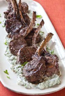 Greek Lamb With Yogurt Mint Sauce Keeprecipes Your Universal