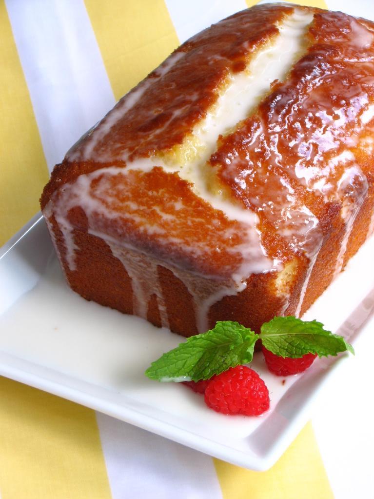 Ina Gartenu0027s Lemon Loaf Cake And Raffaldini Vineyards   KeepRecipes: Your  Universal Recipe Box
