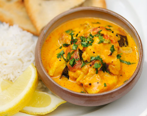 coconut curry head goan fish curry indian fish coconut curry steamy ...
