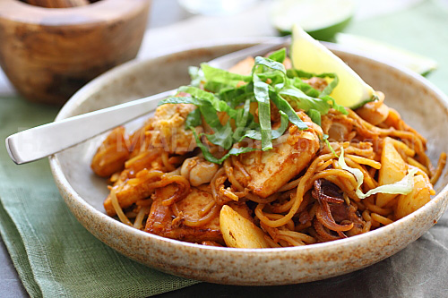 Mee Goreng Mamak | KeepRecipes: Your Universal Recipe Box