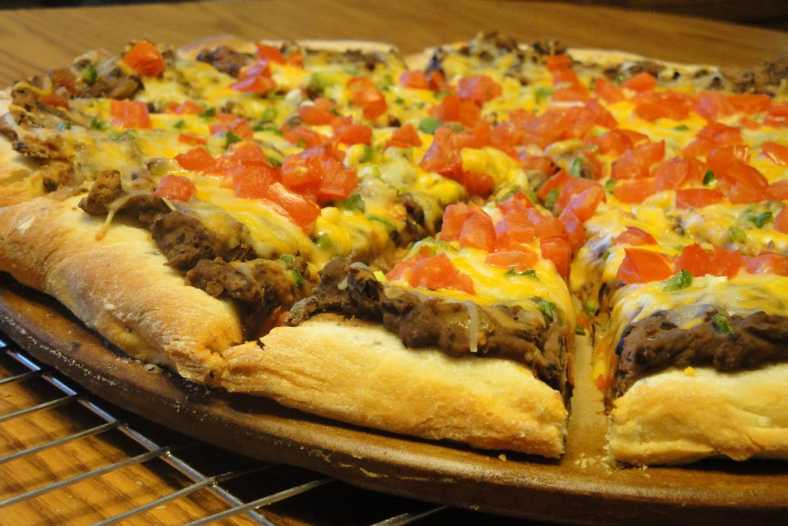 Taco Bell Mexican Pizza Keeprecipes Your Universal