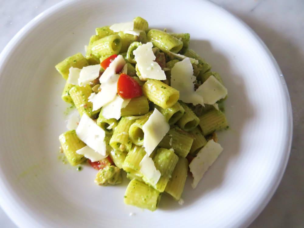 Creamy Chicken Pesto Pasta Food Network