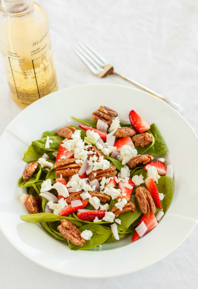 Milestones California Spring Salad Keeprecipes Your