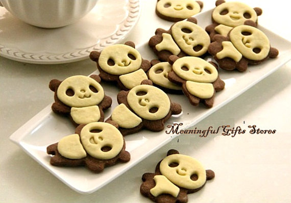 Panda Cookies Keeprecipes Your Universal Recipe Box