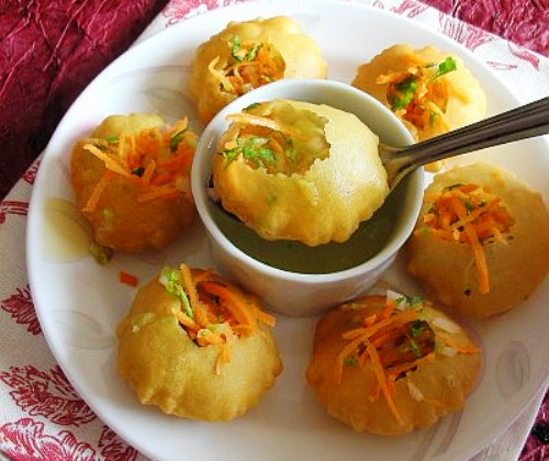Boiled Food Recipes Indian
