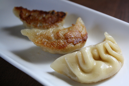 Pork Potstickers Or Wonton Soup Keeprecipes Your Universal Recipe Box