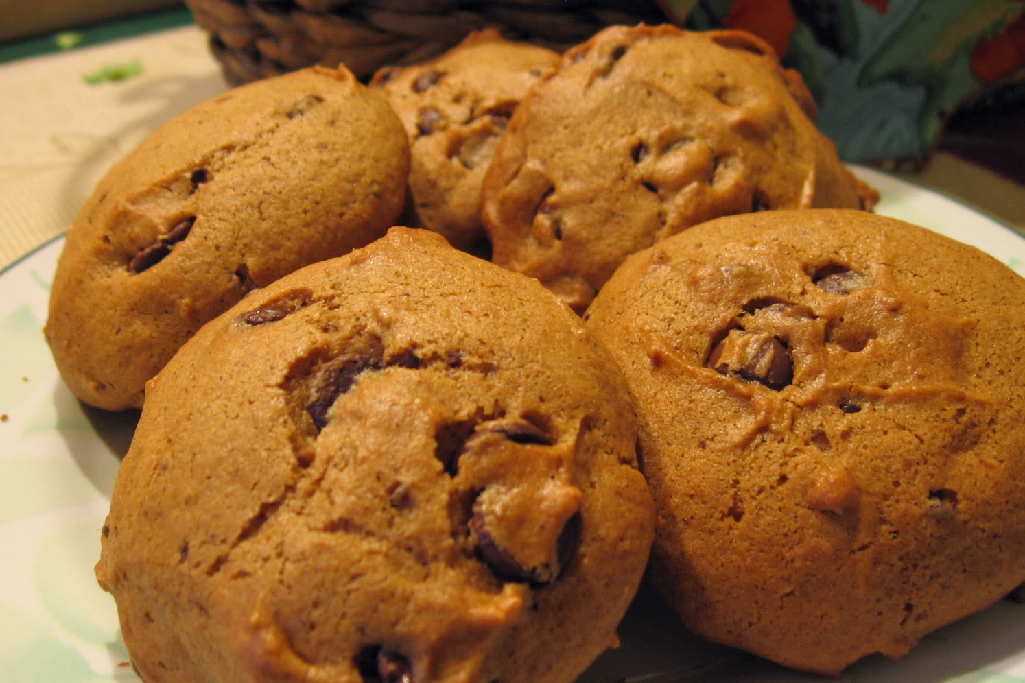 Pumpkin Chocolate Chip Cookies | KeepRecipes: Your Universal Recipe ...