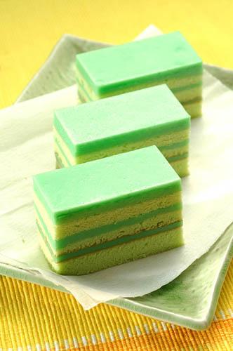 Apple Layer Cake Recipe