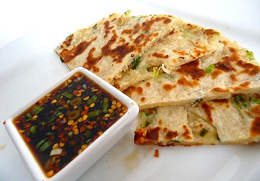 Chinese Scallion Pancakes | KeepRecipes: Your Universal Recipe Box