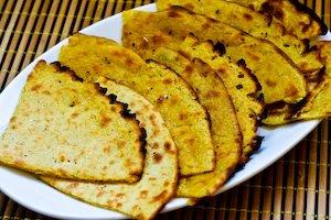 Chickpea Flatbread (Socca) | KeepRecipes: Your Universal Recipe Box