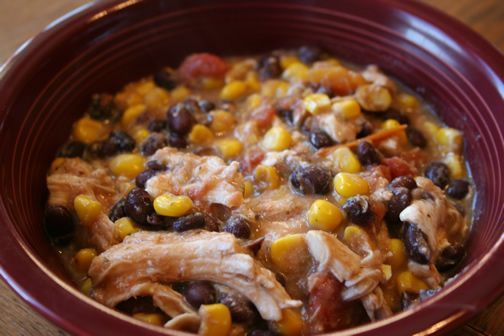 Crockpot Southwestern Chicken Stew Keeprecipes Your Universal Recipe Box
