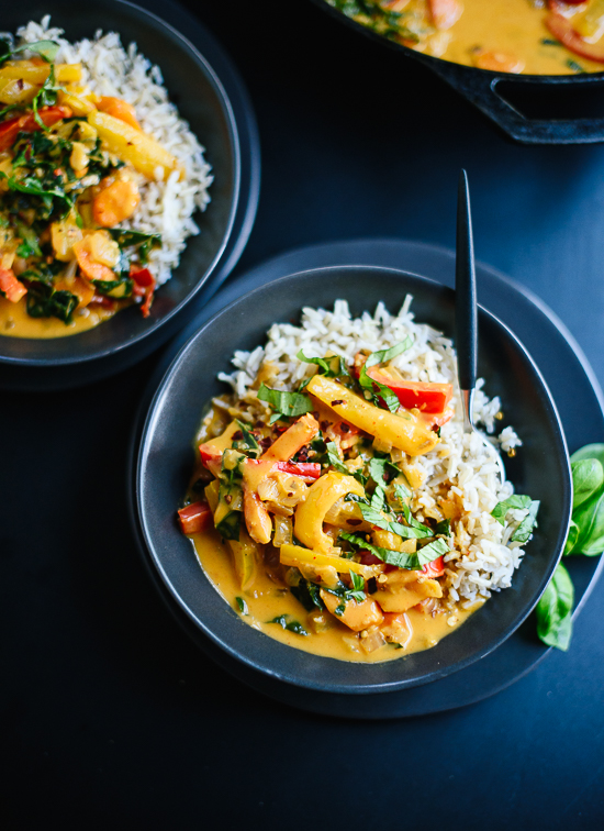 Thai red curry keeprecipes your universal recipe box for Best thai red curry