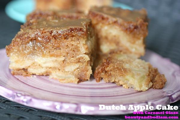 Traditional Dutch Apple Cake Recipes