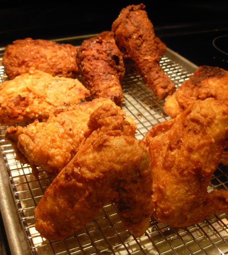 Thomas Keller's Buttermilk Fried Chicken Recipe | KeepRecipes: Your ...