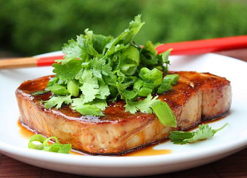 Grilled Teriyaki Tuna | KeepRecipes: Your Universal Recipe Box