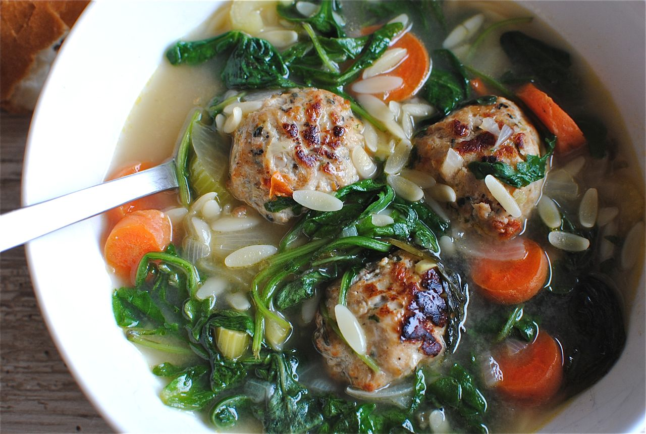 Weeknight Italian Wedding Soup | KeepRecipes: Your Universal